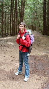 Michelle Hiking