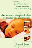 no cry sleep solution for toddlers and preschoolers