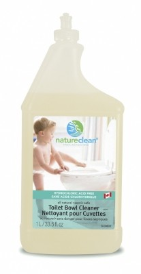 natureclean toilet bowl cleaner