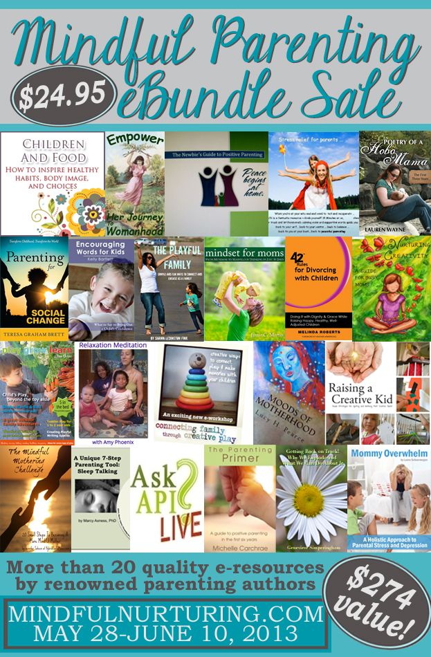 mindful parenting covers