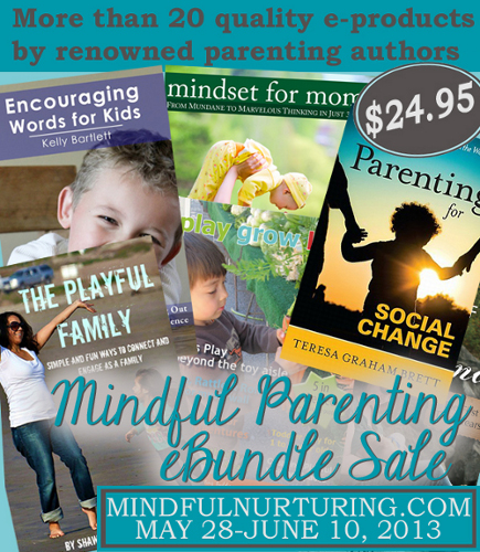 mindful nurturing ebundle sale