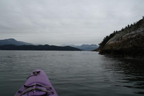 kayaking on christmas day